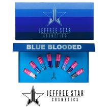 JEFFREE STAR COSMETICS☆Mini Blue Blood Bundle ミニリップ8本