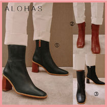 新作☆ALOHAS West Boots 3color☆送料関税込