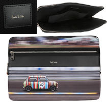 Paul Smith★LAP TOP CLUTCH BAG クランチ M1A 5550 AMINRC PR