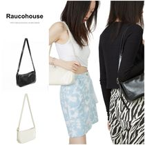 割引クーポン◯◆RAUCOHOUSE◆BASIC SQUARE SHOULDER BAG