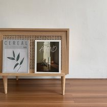 VAMIR(バミル) 棚・ラック・収納 vamir magazine rack side table(58x38x57cm)