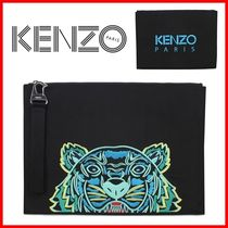 KENZO_TIGER クラッチ バッグ ポーチ☆正規品・関税なし☆