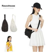 Raucohouse(ラウコハウス) ショルダーバッグ・ポシェット 割引クーポン◯◆RAUCOHOUSE◆STOPPER SLING BAG