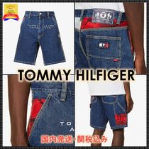 【SALE】Tommy Hilfiger AAPE x Tommy Jeans デニムショーツ