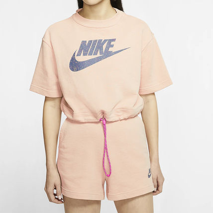Nike セットアップ 国内発【NIKE】W NSW ICN CLSH TOP&SHORT☆セットアップ(3)