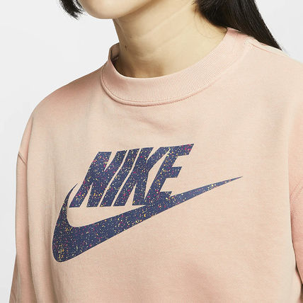 Nike セットアップ 国内発【NIKE】W NSW ICN CLSH TOP&SHORT☆セットアップ(5)