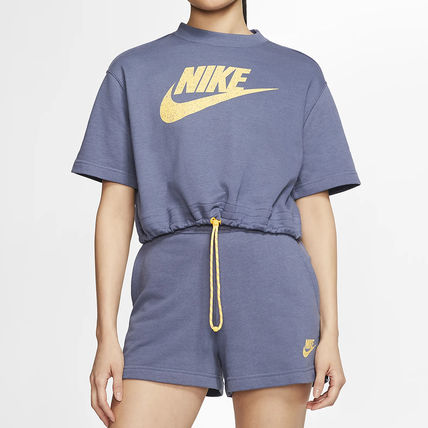 Nike セットアップ 国内発【NIKE】W NSW ICN CLSH TOP&SHORT☆セットアップ(11)