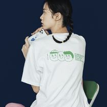 ユニセックス★oh, lolly day!★O,LD! T-shirts_Signature_White
