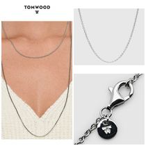 【TOM WOOD】☆新作☆ Rolo Chain 24,5 Inches