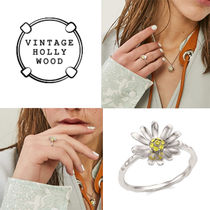 ★REDVELVET★VINTAGE HOLLYWOOD★MINI DAISY RING