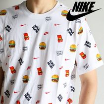 【NIKE】☆AS M NSW SOLE FOOD PRINT S/S TEE☆国内発