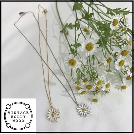 VINTAGE HOLLYWOOD ネックレス・ペンダント 韓国『VINTAGE HOLLYWOOD』Daisy Necklace 2色