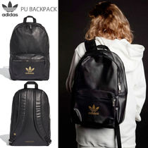 ◆大人気◆ADIDAS ORIGINALS◆PU BACKPACK◆送料無料◆