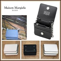 Maison Margiela☆ Small leather chain wallet ☆送料込