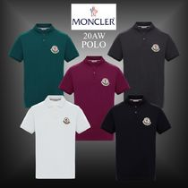 20AW 新作★MONCLER★POLO メンズ ポロシャツ