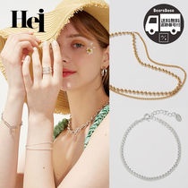 Hei ball chain layered bracelet BBH35 追跡付