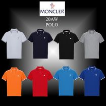 ★20AW★新作★MONCLER★POLO メンズ ポロシャツ