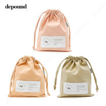 depound★BE MY D single pouch /巾着ポーチ【追跡送料込】