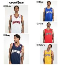 【King Ice】King Ice x Death Row Records- Basketball Jersey