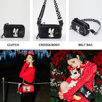 STRETCH ANGELS★限定 Minnie-mouse PANINI bag