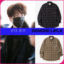 【DIAMOND LAYLA】Mood shirt S24★BTS★安全発送