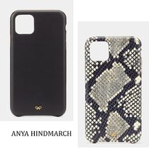 Anya Hindmarch☆iPhone 11 Pro Max用ケース