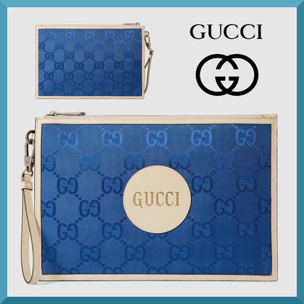 GUCCI クラッチバッグ GUCCI★日本限定Gucci Off The Grid ポーチ 国内配送/税込
