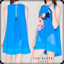 TED BAKER★NOVYA Raspberry Ripple cover up リゾート