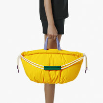 [ FIND KAPOOR ] Puffer Bag 55 Rope (Yellow)