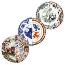 SELETTI☆HYBRID COLLECTION, EUSAPIA DINNER PLATE3枚セット♪