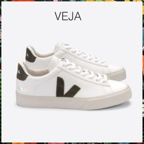 VEJA☆CAMPO LEATHER EXTRA WHITE KAKI カンポレザーカーキ