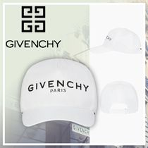 【GIVENCHY】正規店★GIVENCHY PARIS ナイロン 白 キャップ