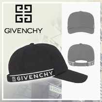 【GIVENCHY】正規店★GIVENCHY 4G バンド ロゴ入り キャップ