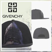 【GIVENCHY】正規店★サメ シャーク プリント キャップ