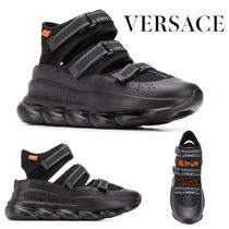 VERSACE Chain Reaction Sandals