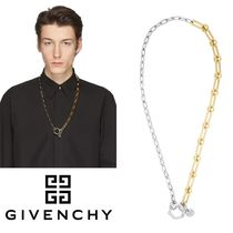 GIVENCHY  ヘキサゴン フック チェーン ネックレス ♪