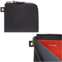 SOPHNET.  SMALL WALLET ソフネット コインケース 関税送料無料