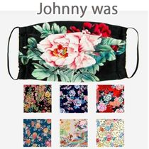 Johnny was(ジョニーワズ ) ファッション雑貨・小物その他 Johnny was★SIGNATURE PRINT- PACK OF 5☆花柄マスク5枚セット