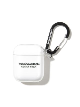 thisisneverthat T-Logo AirPods Case Clear