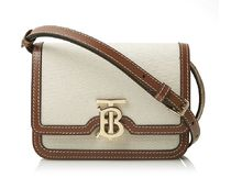 【関税負担】 BURBERRY TB MINI SHOULDER BAG