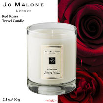 【 JO MALONE 】Red Roses Travel Candle 60g レッドローズ★