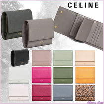 【20SS NEW】CELINE_women/TRIFOLD コンパクトレザーウォレット/
