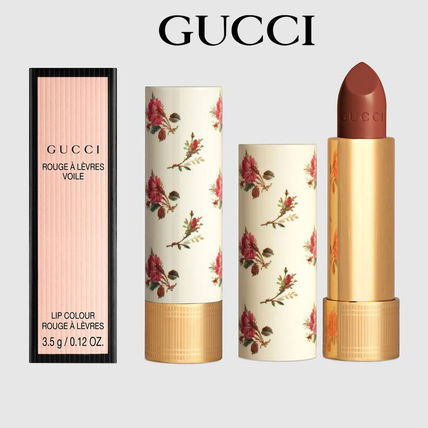 【GUCCI】Rouge a Levres Voile☆シアー リップスティック