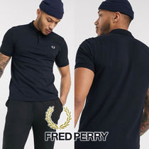 *FRED PERRY* 無地ポロシャツ 【送料・関税込】
