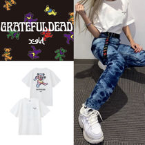 【 X-girl × GRATEFUL 】 DEAD DANCING BEAR S/S TEE Tシャツ