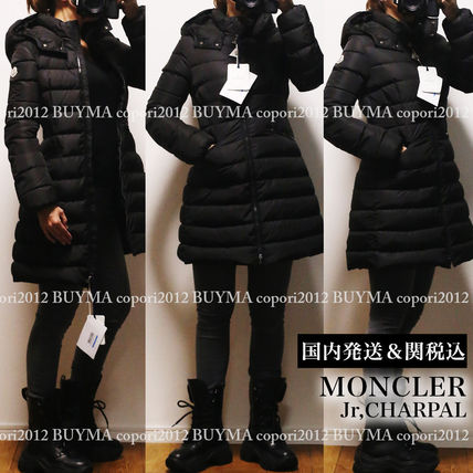 MONCLER キッズアウター 【国内発送&関税込】MONCLER今期新作 ☆ 大人もOK!! CHARPAL(8)