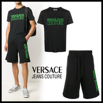 【Versace Jeans Couture】Tシャツ ハーフパンツ セットアップ