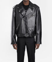 【関税負担】 BALENCIAGA LEATHER JACKET