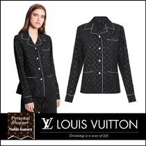 2020AW LOUIS VUITTON パジャマトップイン ルレックスジャカード