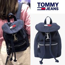 ★Tommy Hilfiger★POLY SMALL HERITAGE BACKPACK